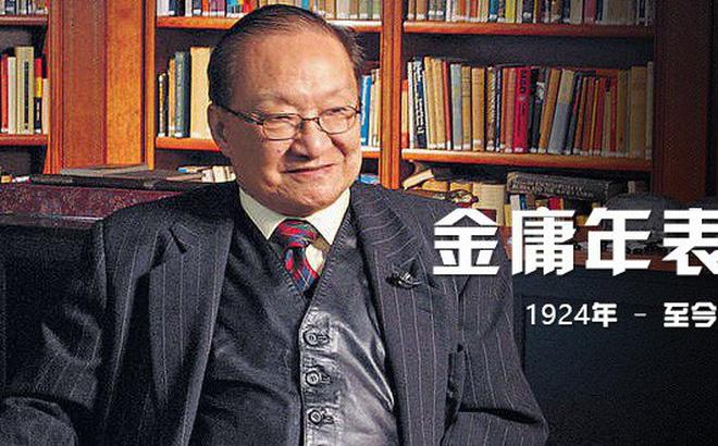 Đệ nhất tiểu thuyết gia võ hiệp Kim Dung qua đời, người hâm mộ bàng hoàng