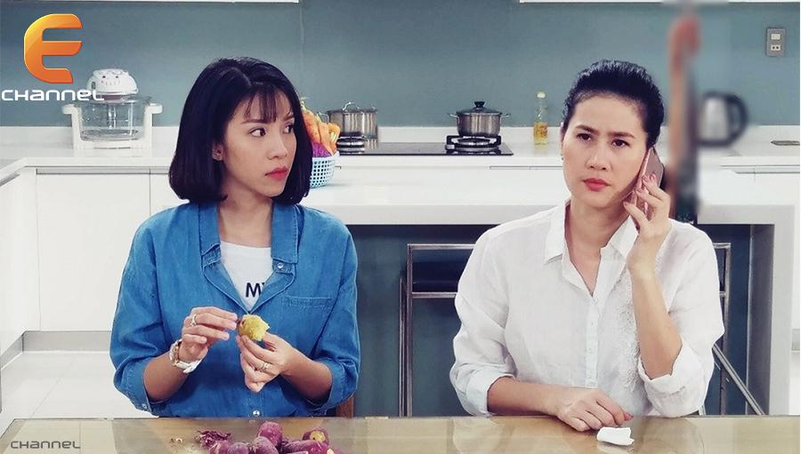 Kén mẹ chồng: Mảng màu lạ trong bức tranh phim truyền hình